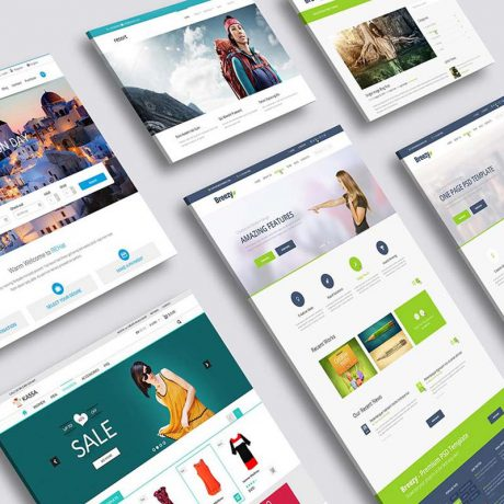 multipageweb